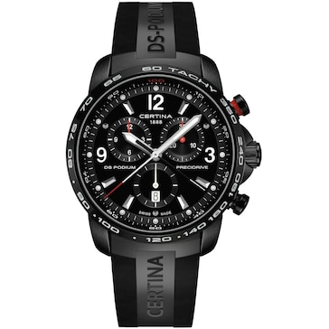 Certina DS Podium Big Size Chrono Precidrive 1/100 C001.647.17.057.00