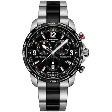 Certina DS Podium Big Size Chrono Precidrive 1/100 C001.647.22.057.00