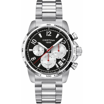 Certina DS Podium Valgranges Chrono Automatic