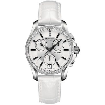 Certina DS Prime Lady Round Chrono C004.217.66.036.00