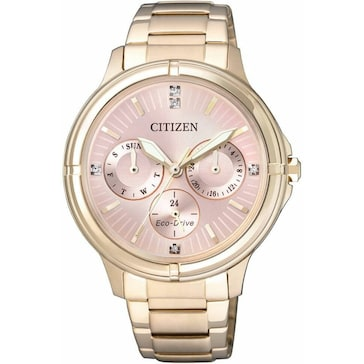Citizen Elegant Lady Eco-Drive FD2033-52W