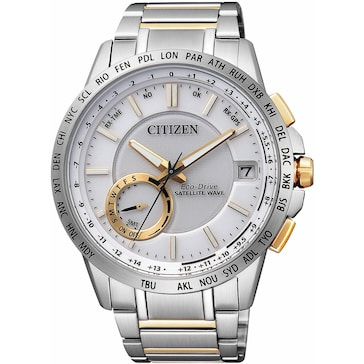 Citizen Elegant Satellite Wave Eco-Drive CC3004-53A
