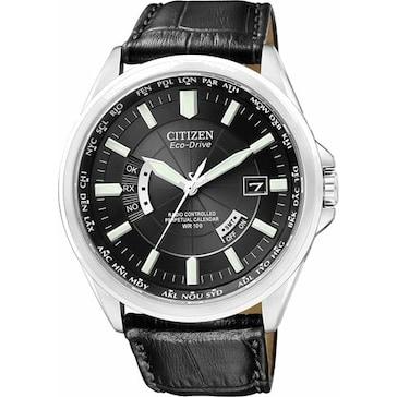 Citizen Elegant World Timer Eco-Drive Radio Controlled CB0010-02E