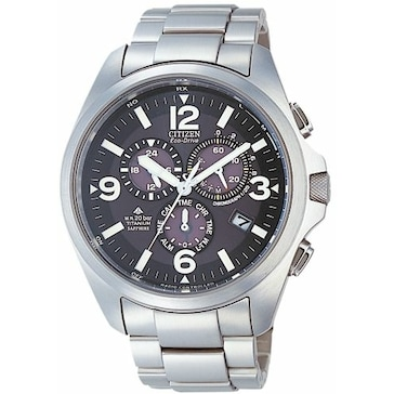 Citizen Promaster Land Chrono Eco-Drive Radio Controlled
