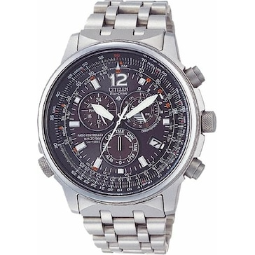 Citizen Promaster Sky Chrono Pilot Eco-Drive Radio Controlled AS4050-51E