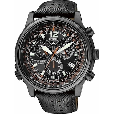 Citizen Promaster Sky Chrono Pilot Eco-Drive Radio Controlled AS4025-08E
