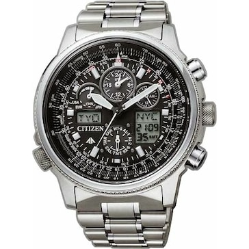 Citizen Promaster Sky Super Pilot Eco-Drive Radio Controlled
