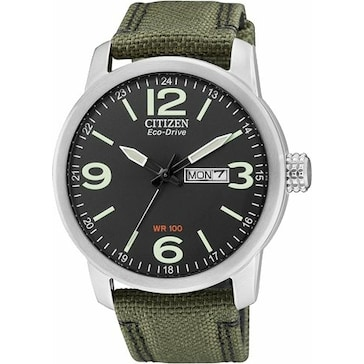 Citizen Sports Gent Day-Date Eco-Drive BM8470-11EE