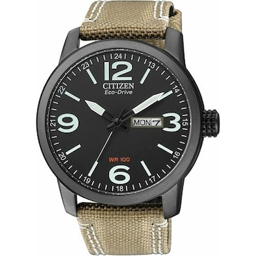 Citizen Sports Gent Day-Date Eco-Drive BM8476-23EE