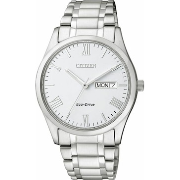 Citizen Sports Gent Day-Date Eco-Drive BM8506-83AE