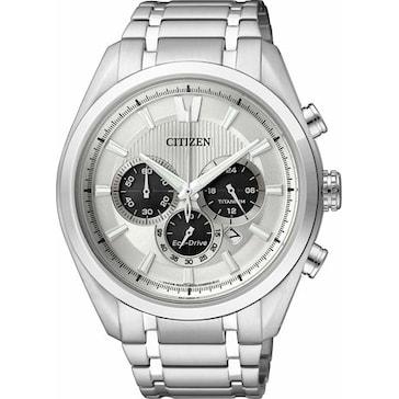 Citizen Super Titanium Chrono Eco-Drive