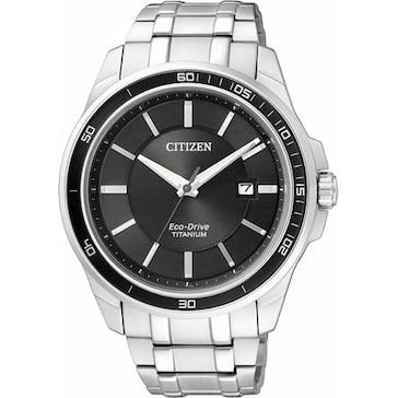 Citizen Super Titanium Eco-Drive