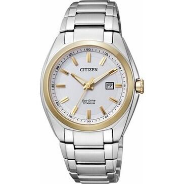 Citizen Super Titanium Lady Eco-Drive EW2214-52A