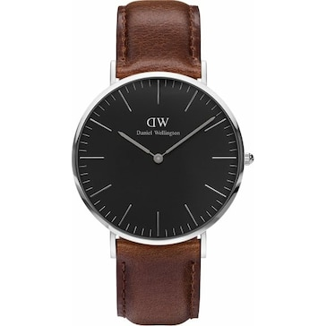 Daniel Wellington Classic Black Bristol Ø 40mm