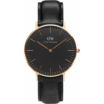 Daniel Wellington Classic Black Sheffield Lady Ø 36mm