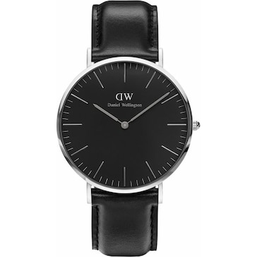 Daniel Wellington Classic Black Sheffield Ø 40mm