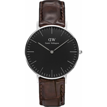 Daniel Wellington Classic Black York Lady Ø 36mm DW00100146