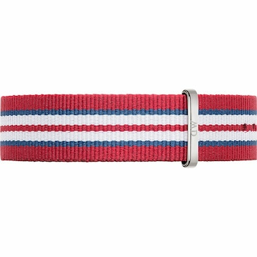 Daniel Wellington Uhrenarmband Textil Exeter Ø 40mm