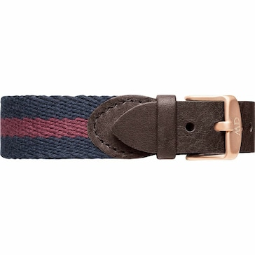 Daniel Wellington Uhrenarmband Textil Grace London Ø 36mm 0751DW
