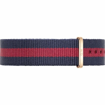 Daniel Wellington Uhrenarmband Textil Oxford Ø 36mm DW00200029