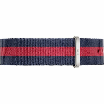 Daniel Wellington Uhrenarmband Textil Oxford Ø 40mm