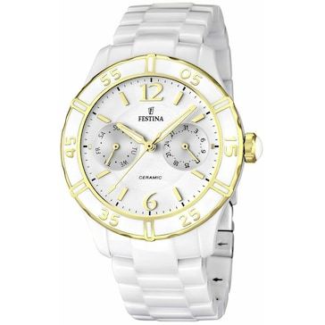 Festina Ceramic Lady Day-Date F16634/1