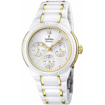 Festina Ceramic Lady Day-Date F16699/2