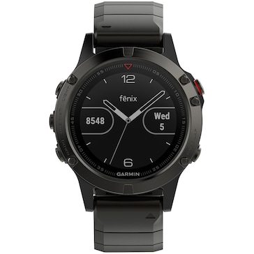 Garmin Fenix 5 Saphir GPS-Smartwatch HR