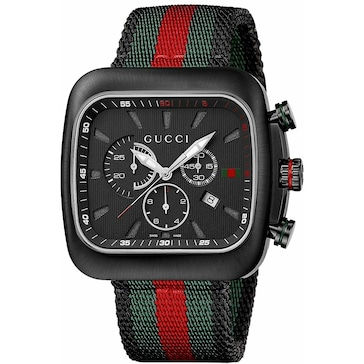 Gucci Coupé Chronograph