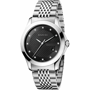Gucci G-Timeless M Diamonds