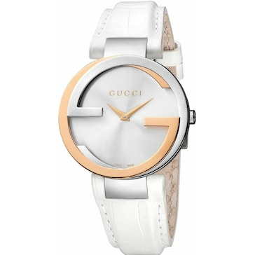 Gucci Interlocking Ø 37mm Gold