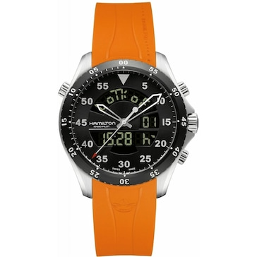 Hamilton Aviation Flight Timer H64554431