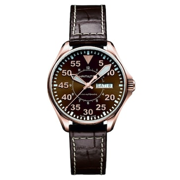 Hamilton Aviation Pilot 38mm