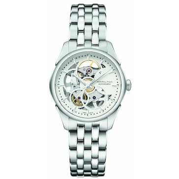 Hamilton Jazzmaster Viewmatic Skeleton Lady Auto