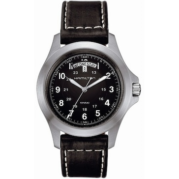 Hamilton Khaki King Quartz