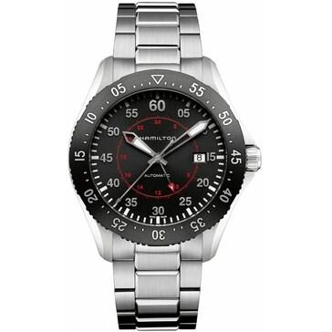 Hamilton Khaki Pilot GMT H76755135