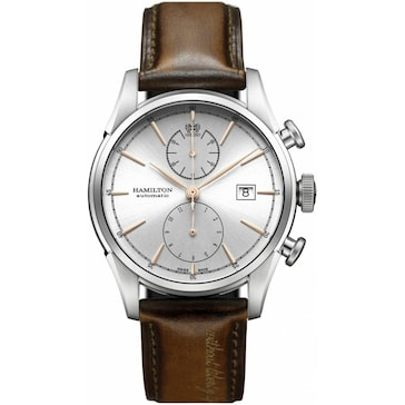 Hamilton Spirit of Liberty Auto Chrono H32416581