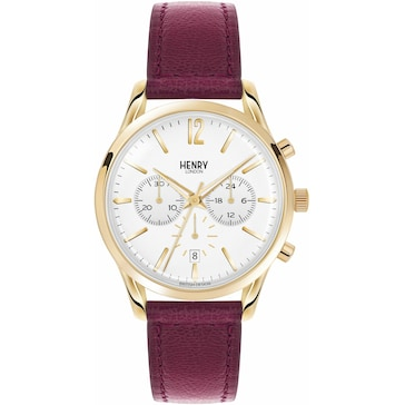 Henry London Holborn Chronograph
