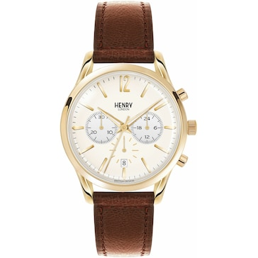 Henry London Westminster Chronograph