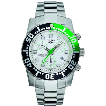 Justex Just Diver Chronograph 0151 3952 1115