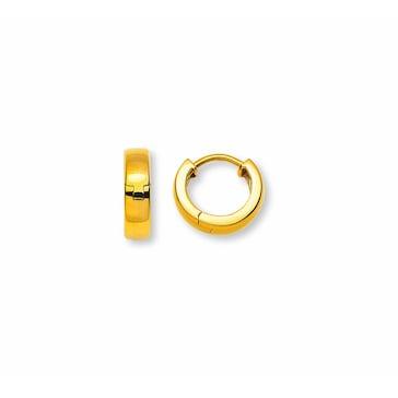 Kreolen 750/18 K Gelbgold Ø 12.5mm OGO1044