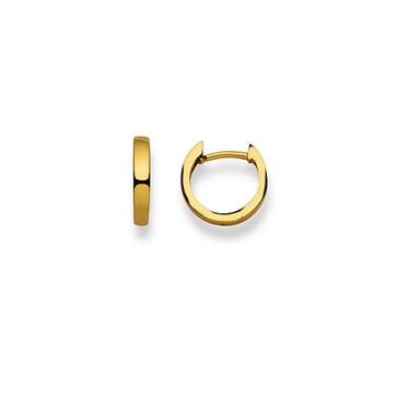 Kreolen 750/18 K Gelbgold Ø 12mm