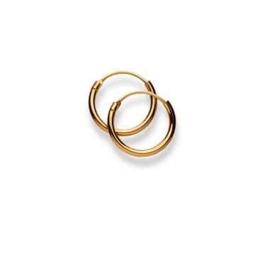 Kreolen 750/18 K Gelbgold Ø 13mm 1164.04348/1300