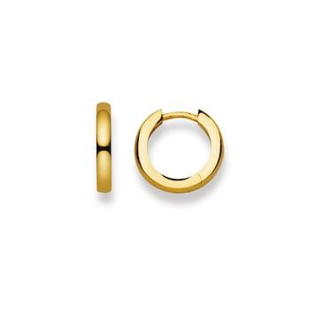 Kreolen 750/18 K Gelbgold Ø 14mm