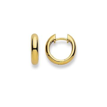 Kreolen 750/18 K Gelbgold Ø 15mm 1164.04092/1500