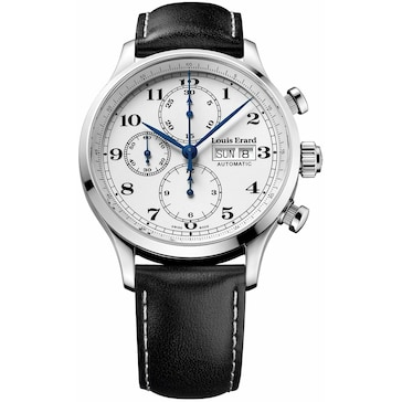 Louis Erard 1931 Chronograph Vintage Limited Edition 78 225 AA01