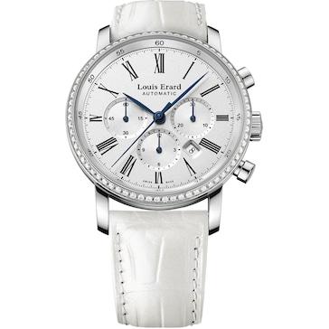 Louis Erard Excellence Chronograph Diamonds
