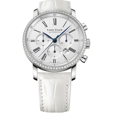 Louis Erard Excellence Chronograph Diamonds 84 234 SE01