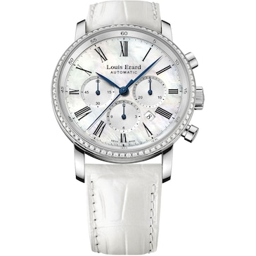 Louis Erard Excellence Chronograph Diamonds 84 234 SE04