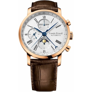 Louis Erard Excellence Chronograph Moonphase